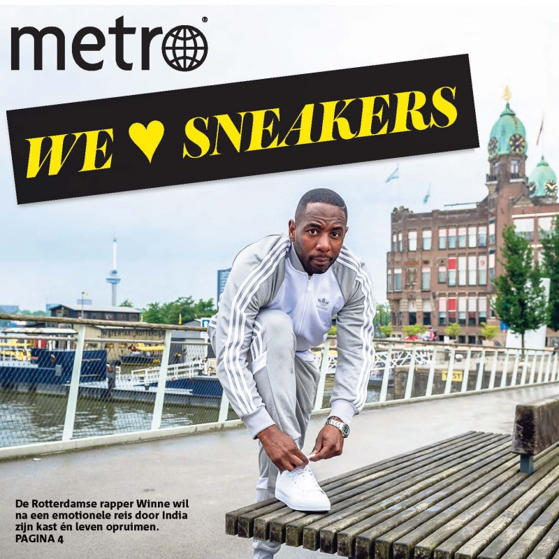 Sneaker cover