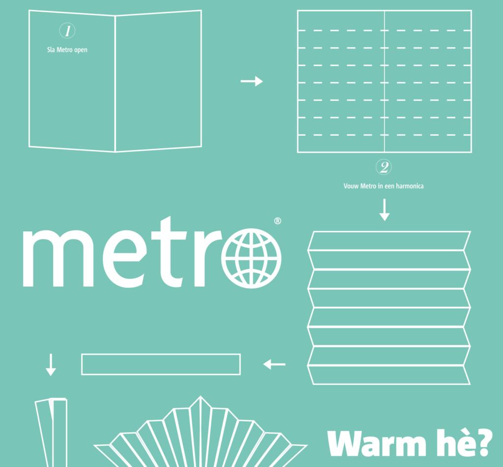Metro-waaier
